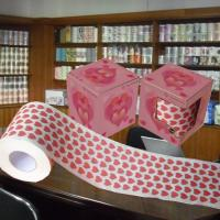 Quality where to buy printed toilet paper  2ply 3ply novelty loo roll china supplier wholesale