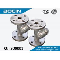 Quality BOCIN stainless steel y strainer filter ,  Boiler Feed Water filter wholesale