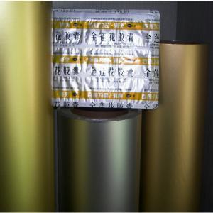 Quality Aluminum foil packing blister for drug use wholesale