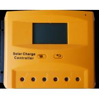 China Solar Charger Controller , 48v solar panel controller charge regulator on sale