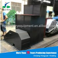 Quality closed type coal flyash vertical lifting used bucket elevator wholesale