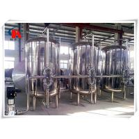Quality Online Monitor Reverse Osmosis System , Plc Control Water Treatment Machine wholesale