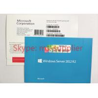 Quality Windows Server 2012 Retail Box , Windows Server 2012 Standard R2 5 CALS wholesale