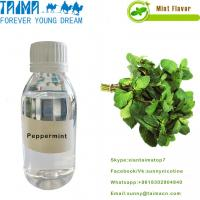 Quality Hot Selling Food Grade vape Concentrated Peppermint Flavor Spices for E-liquid or E-juice wholesale