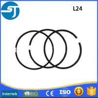 China Changzhou L24 L28 small diesel engine piston rings kit price for tractor engine on sale