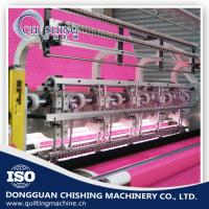 Quality Three Needle Bar Lock Stitch Quilting Machine Digital Control Quilting Machine wholesale