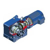 Quality 7.5kW S77/S87/S97 Ratio 28.41/39.01/60.59 rotary tiller gearbox dc gear motor plastic gear wholesale