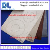 Quality Embossed Woven-Blockout Fabric for Roller Blinds wholesale
