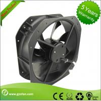 Quality Ball Bearing DC Axial Exhaust Fan Blower / Electronic Computer Cooling Fans wholesale