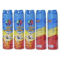 Quality Household Mosquito Repellent Spray Aerosol Insect Killer Insecticide 400ml wholesale