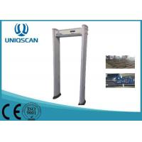 Quality Security Walk Through Gate With Two LED Lamps wholesale