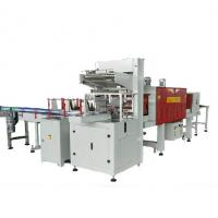 Quality Automatic Shrink Film Wrapping Machine 0.6-0.8Mpa Operation Pressure For Bottle wholesale