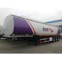 Quality CLW 9402GYY CLW brand 42.-45cbm fuel tanker semi-trailer for sale, factory sale best price carbon steel 45m3 oil tank wholesale