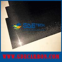 China High Modulus Carbon Fiber Board,3K Carbon Fiber Plate From Gold Supplier on sale