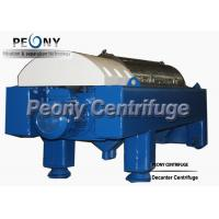 Quality Solid Liquid Separation Decanter Centrifuges Sludge Dewatering Equipment 2 Phase wholesale