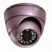 Quality IR Waterproof Vandal Color CCD Camera, 600TVL with 20m IR Distance  wholesale