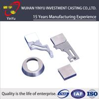 Quality Polished Small Metal Part Casting , Investment Cast Steel Parts For Machine wholesale