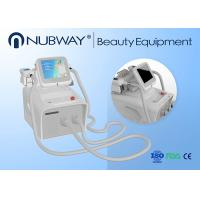 Quality 2-6 handles portable vacuum cryolipolysis fat freeze body slimming machine for weight loss wholesale