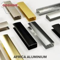 Buy cheap Shining polished aluminium tubing , colorful aluminium pipe for decoration and from wholesalers