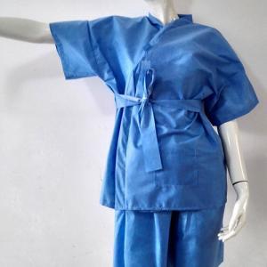 China Disposable Plastic Sauna Suit on sale