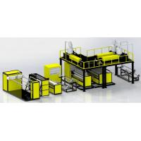 Cheap High Output Stretch Film Manufacturing Machine With Movement Stable for sale