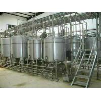 Quality SS316L Rotary Open Type  Sterilization Chemical Fermentation Equipment System wholesale
