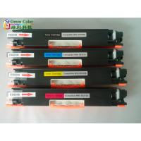 China Color Toner Cartridge Toner Power for hp310A / 311A / 312A / 313A / 314A on sale