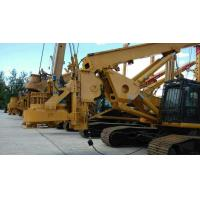 Cheap TR280 Rotary Drilling Rig Mounted On Original Cat336D With Max Depth 85m for sale