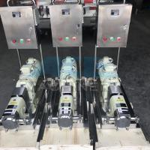 Quality Sanitary Stainless Steel Heat Retaining Rotary Horizontal LobePump Rotary Lobe Pump for Washing Liquid wholesale