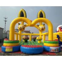 Quality Anime Themed Inflatable Playground Equipment For Children Healthy And Interactive wholesale