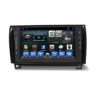 Quality Toyota Sequoia 2008-2015 Android Car Multimedia System built in wifi bluetooth radio wholesale