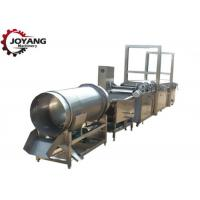 Quality All In One Automatic Potato Chips Making Machine For Cutting And Blanching wholesale