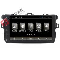 Quality New Allwinner T3 Android Auto Car Stereo Toyota Corolla Head Unit With 4G WIFI wholesale