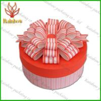 Quality Pink and Orange Colorful Gift Box Paper Box Packaging Recycable Paper Box wholesale