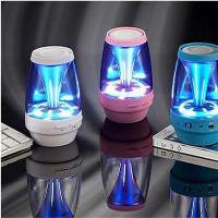 Quality Wireless Portable Magic Lamp Bluetooth HS-009 Speaker Calling Built-in FM TF card HS009 wholesale