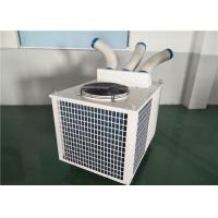 China 28900BTU 2.5 Ton Air Conditioner Mobile Cooling Unit With Movable Wheels on sale