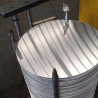 Cheap Hot Rolled Aluminium Circle Plate 1.0mm Thickness Round Shape Mill Finished for sale