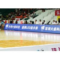 Quality P6 High Definition football stadium advertising boards For Basketball Match wholesale
