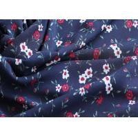 Quality 100% recycle chiffon dress fabric from rpet bottles material and GRS certificate wholesale