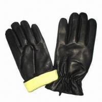 China Military Kevlar lined leather gloves on sale
