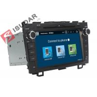 Cheap 8 Inch HD Screen Android Touch Screen Car Radio , HONDA CRV DVD Player Head Unit for sale