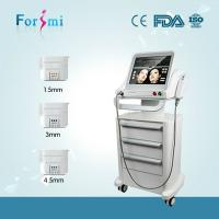 Quality immediate results hifu ultherapy skin tightening machine for sale wholesale