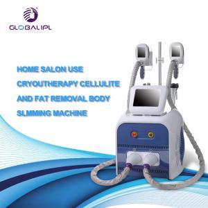 Quality 360 Degree Cryolipolysis Machine 110V / 220V Voltage Portable Slimming Machine wholesale