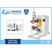 Quality Stainless Steel Rolling Seam Welding Machine 100KVA Automatic HWASHI New Condition wholesale