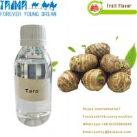 Quality High concentrate PG/VG based food grade pure fruit flavoring liquid Taro flavour for E-liquid wholesale