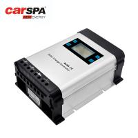 China 24V 40a Mppt Charge Controller Over Charge Protection Dual Terminals on sale