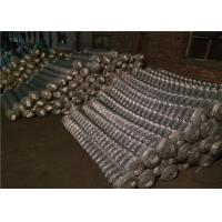 Quality Hot Dipped Galvanized Wire Mesh Fencing Barbed Selvages Highly Security wholesale