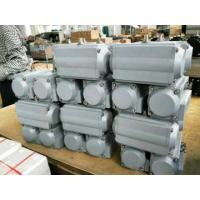 China AT Series Pneumatic Actuator  PTFE Coating on sale