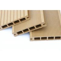China Natrual Wood Plastic Composite/WPC Decking Flooring on sale