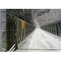 Quality Hot Dop Galvanized Mabey Compact 200 Bridge Double Lane HD200  Bailey Suspension Bridge wholesale